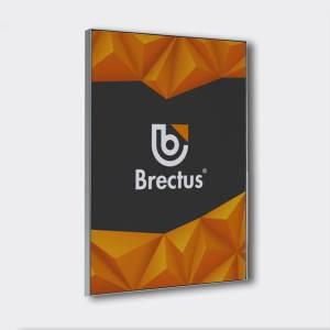 Aluminiumsramme fra Brectus