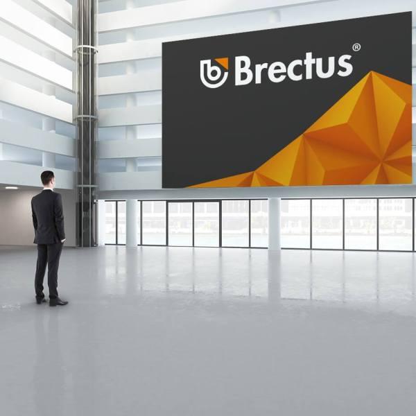 Mesh Banner innendørs