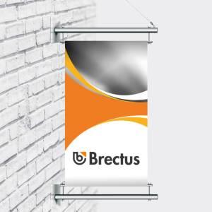 Brectus Bannerarm vegg