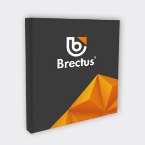 Blindramme og print på lerret fra Brectus