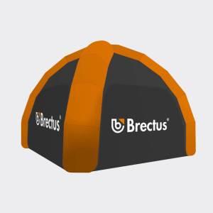 Brectus Oppblåsbare reklametelt