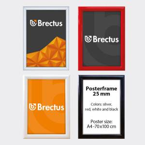 Brectus Plakatramme 25mm