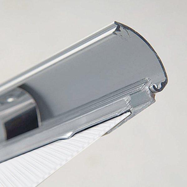 Plakatramme med klemlist 25mm åpne/lukke mekanisme