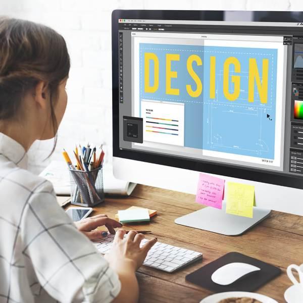Trykksaker Grafisk Design