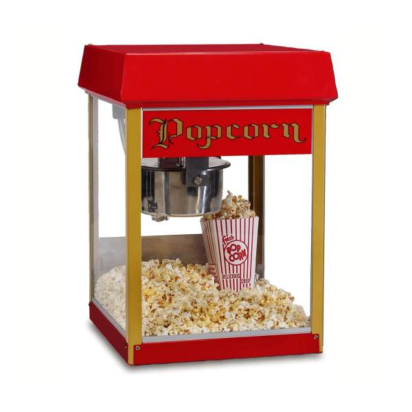 Brectus Popcornmaskin Utleie
