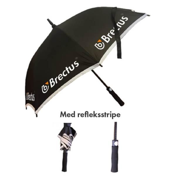 Stormparaply med trykk
