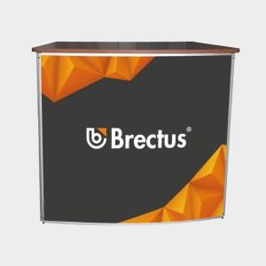 Messebord Firkant fra Brectus