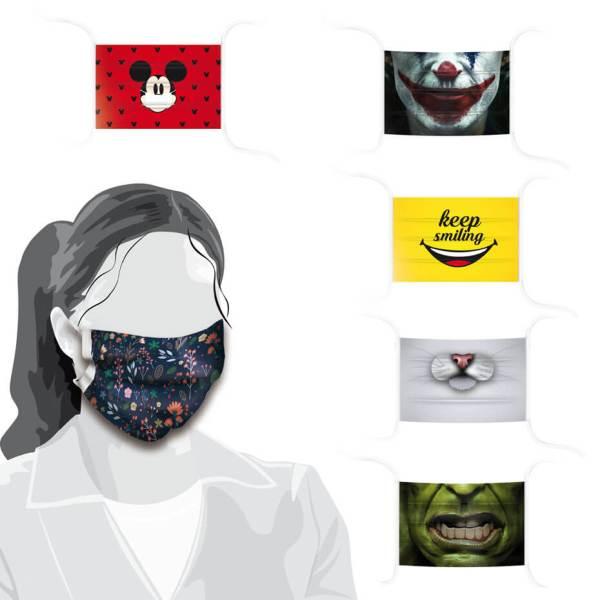 Munnbind med trykk, munnbind med logo, tøymunnbind, microfiber munnbind, ansiktsmaske, giveaways, smittevern, stoffmunnbind, munnbind-7