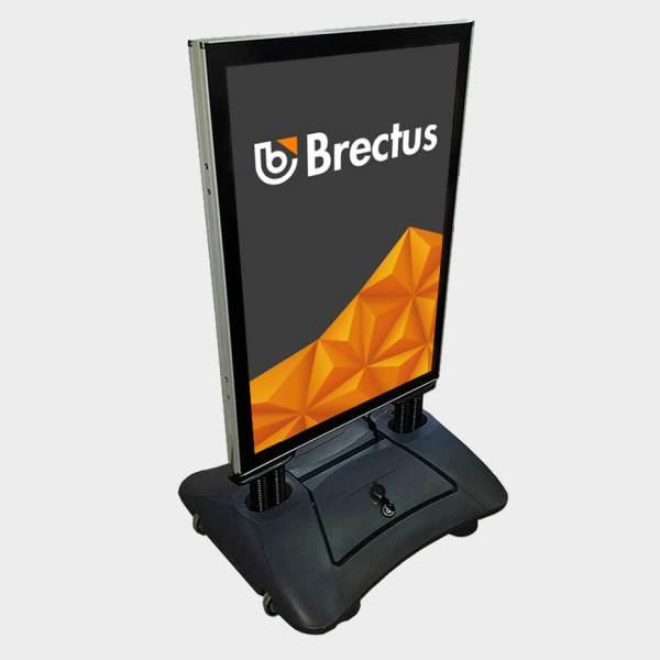 Brectus Gatebukk Wind-Sign LED 1