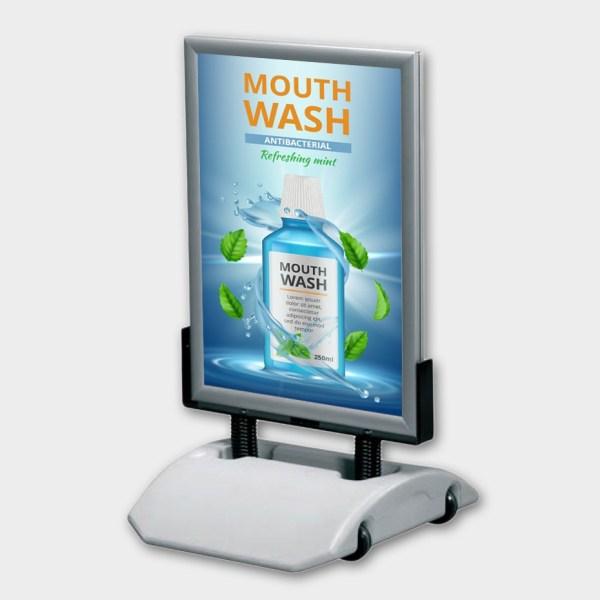Potykacz reklamowy Wind-Sign Alu Smart 3