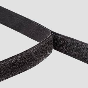 Borrelås Sort - 25 - 5 - 10 cm