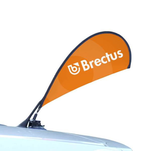 Brectus Beachflagga Mini-1