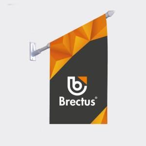 Brectus Eventflagga och Kioskflagga