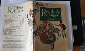 cover of Jan 1964 Reader's Digest