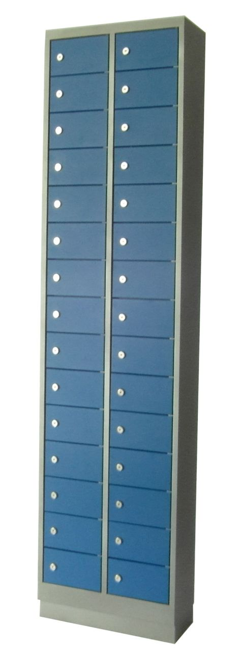 Mini locker 30 deuren