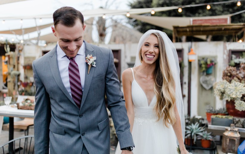 Carlsbad, California Wedding Photography | Succulent Cafe Styled Shoot by Bree and Stephen Photography | San Diego, CA Wedding Photography by Bree + Stephen