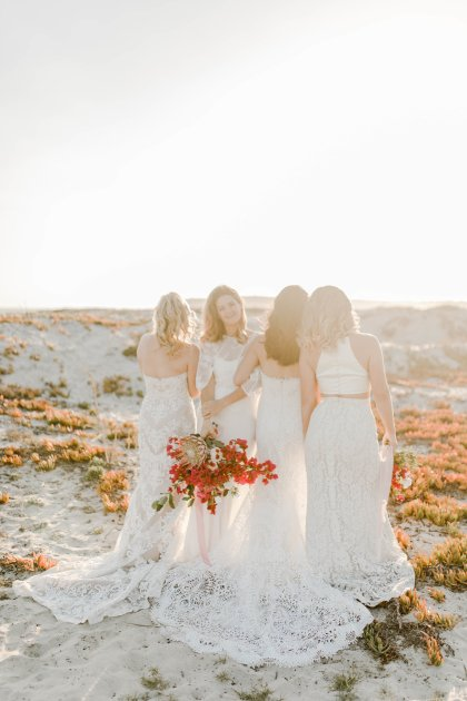 Coronado Styled Bridesmaid Session by Bree and Stephen Photography San Diego Wedding Photography by Bree and Stephen Photography