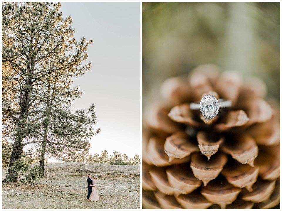 Julian Engagement Session - Southern California Wedding Photography