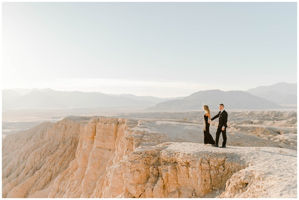 Anza Borrego Engagement Photography Session