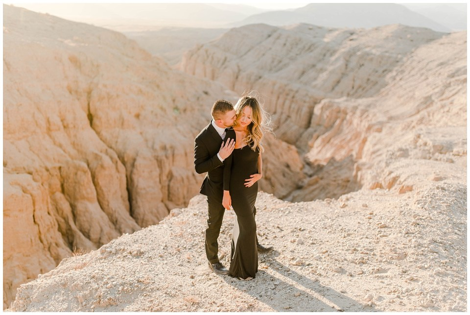 Anza Borrego Engagement Photography Session by Bree and Stephen