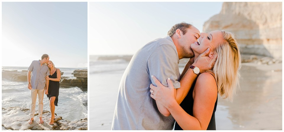 Torrey Pines Engagement by bree and stephen