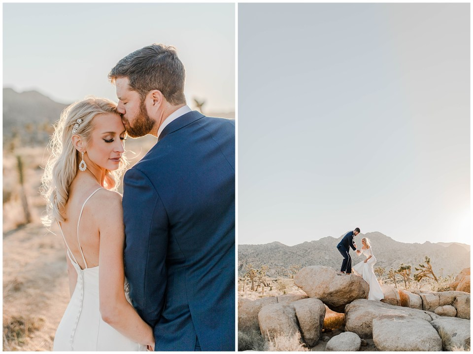 wedding in the desert by bree and stephen photography