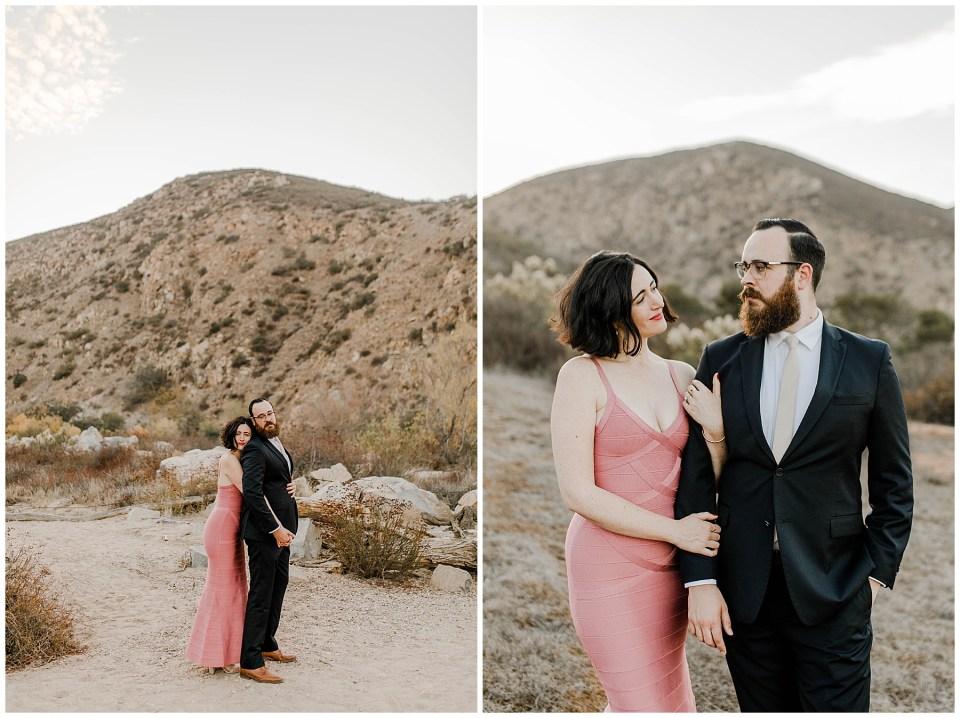 Mission Trails Engagement Photography