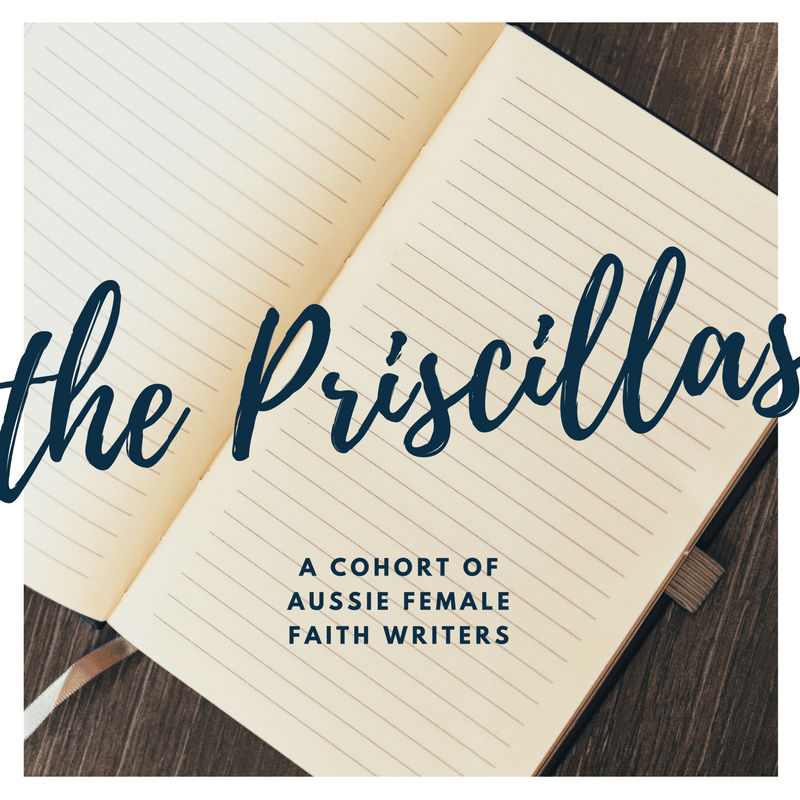 The Priscillas Cohort of Aussie Female Faith Writers