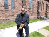 Helmar Cooper attended the Underground Railroad Public History Conference in Troy, NY for the fourth year.