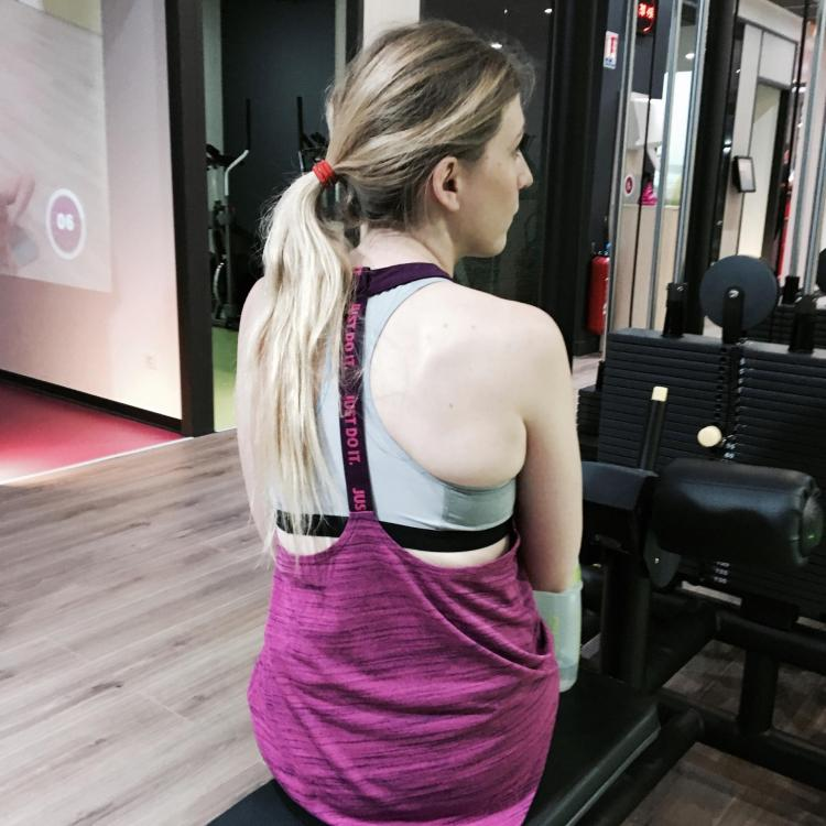 Sport & Remise en forme, mes conseils & ma routine fitness 3