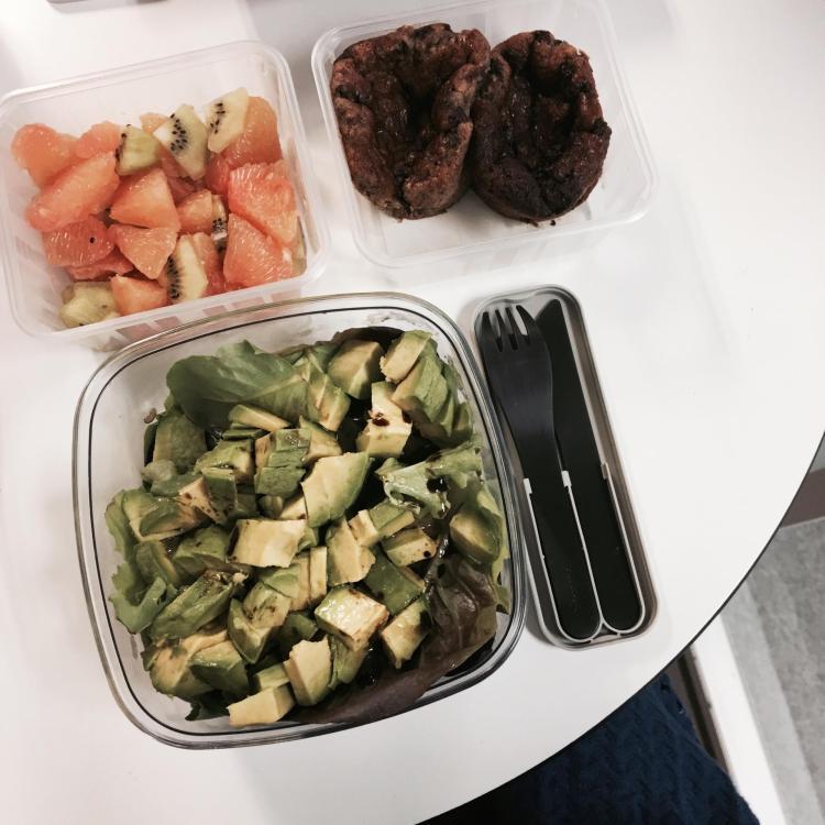 Une semaine dans mon assiette - Défi Vegan 7 jours 9