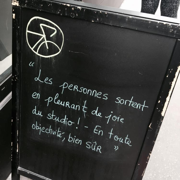 Sharefashion - SportTour, j'ai testé les salles de sport à Paris - Let's ride