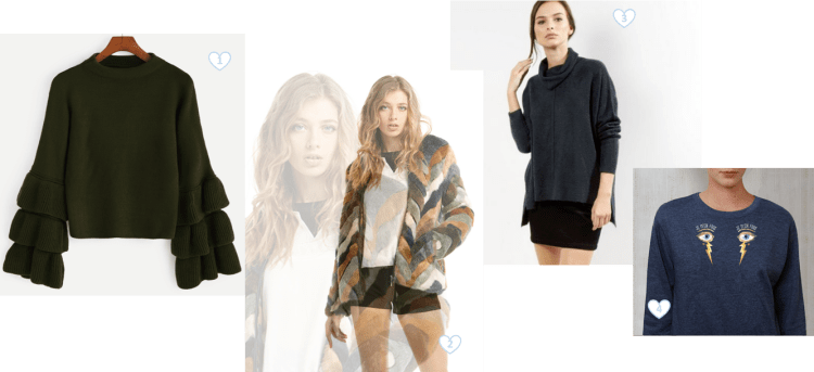 Ma sélection Shopping - Soldes Hiver 2017 image 3