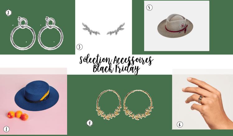sharefashion - sélection bijoux black friday 2018