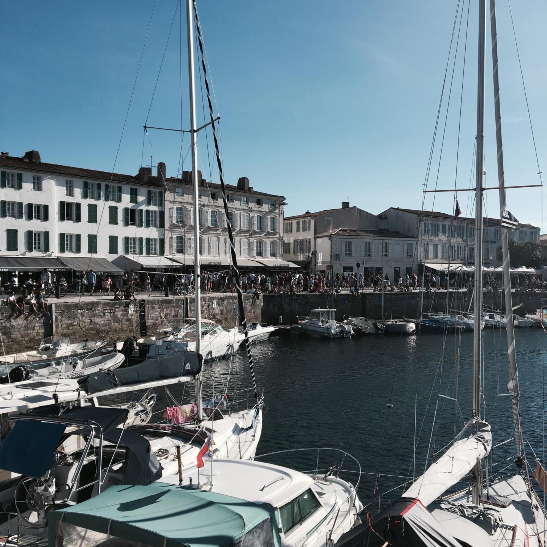 Sharefashion - Un week-end à l'île de Ré (& un passage à La Rochelle)