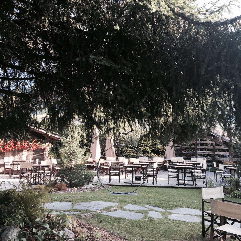 Sharefashion - Un week-end à Megève aux Fermes de Marie