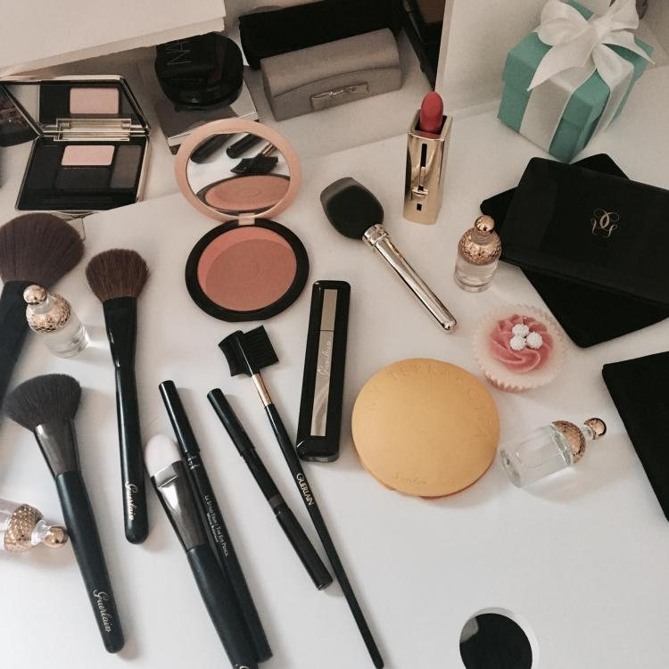 Ma routine make-up + concours Guerlain 2
