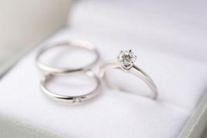 結婚式準備 結婚指輪