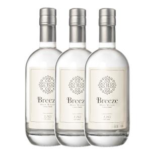 3 bouteilles de brise