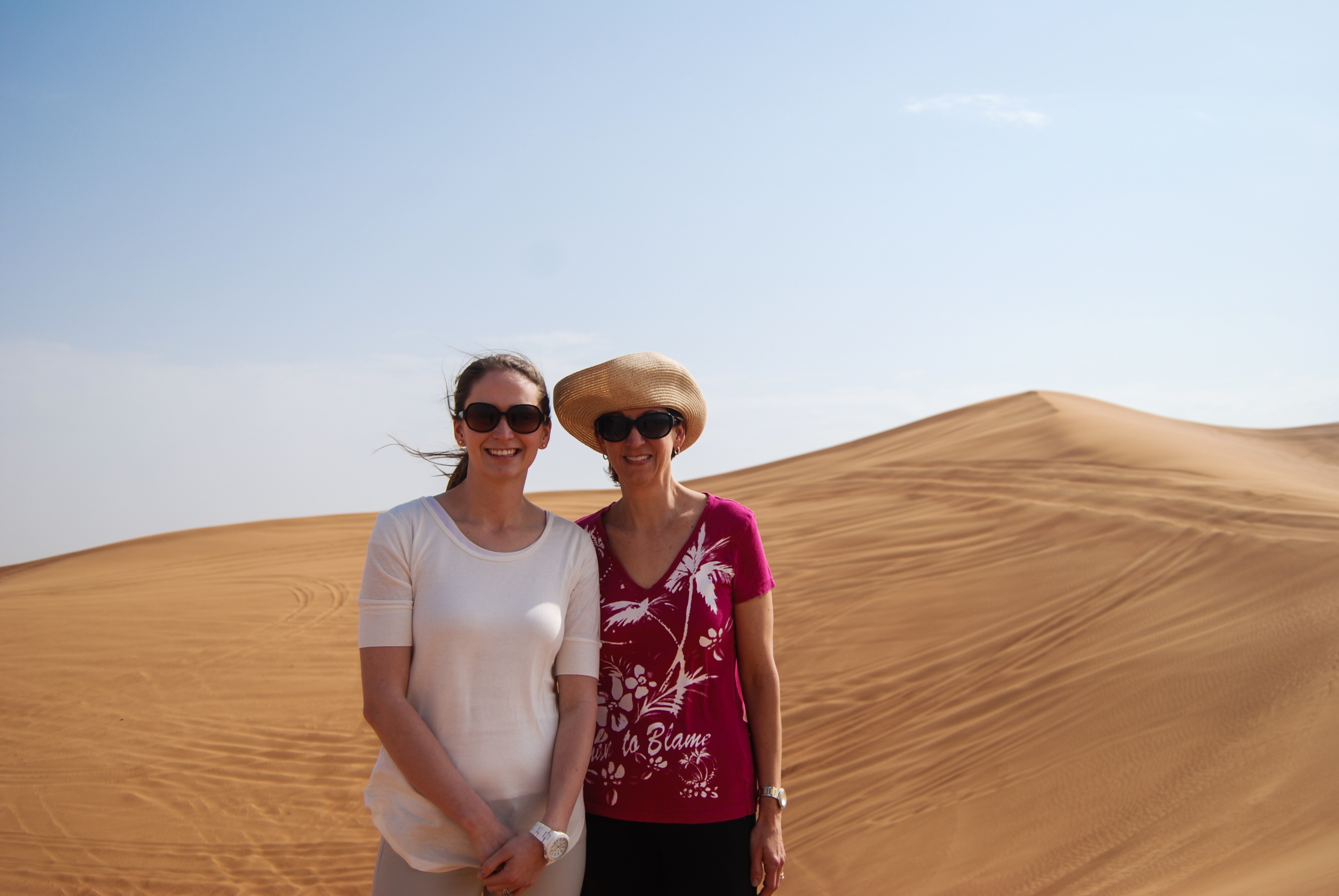 UAE: Desert Trip | Breezing Through