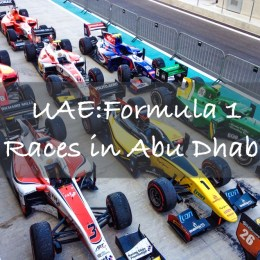 UAE: Formula 1 Races in Abu Dhabi