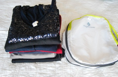 How To Pack A Carry On | Breezing Through