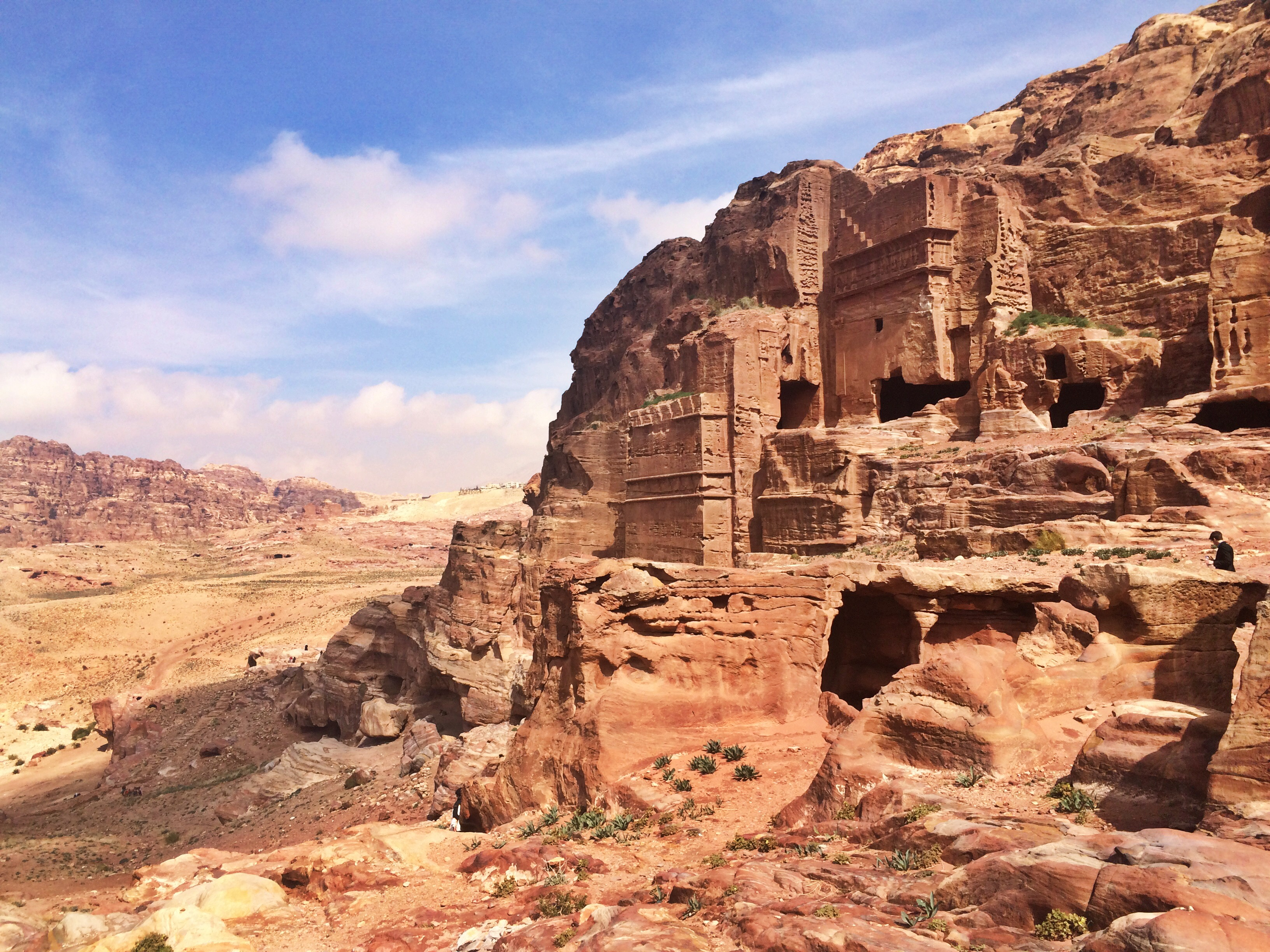 Jordan: Petra Part 2 | Breezing Through