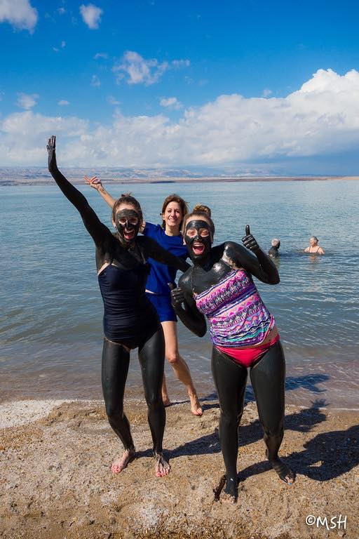 Jordan: Dead Sea | Breezing Through