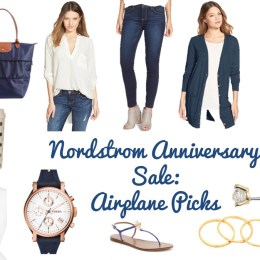 Nordstrom Anniversary Sale: Airplane Picks