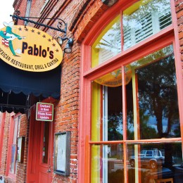 Amelia Island: Pablo's Mexican Restaurant, Grill & Cantina