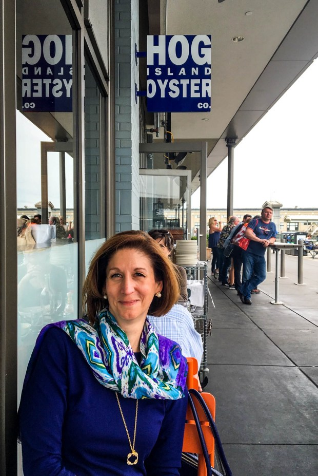 Hog Island Oyster Co. | Breezing Through 3