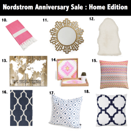NSale Series: My Favorite Home Picks That Are Included in the Nordstrom Anniversary Sale