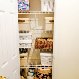 DIY Friday: How to Organize Your Closets