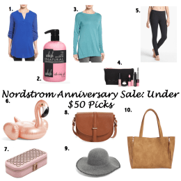 Nsale Series: Nordstrom Anniversary Sale Under $50 Picks